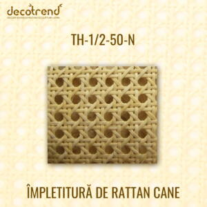 Impletitura Rattan Cane TH-1_2-50-N